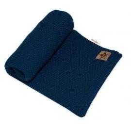 Baby Nellys Maxi oboustranné hnízdečko s minky pro miminko Mráčky v šedé/růžová