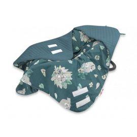 Botičky/ponožtičky YO ! I LOVE - tmavě růžová, vel. 6-12m - 74 (6-9m)/80 (9-12m)/86 (12-18m)