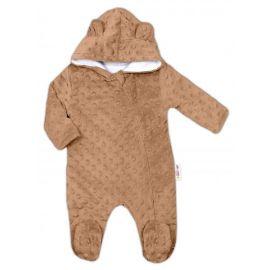 Be MaaMaa Těhotenská, kojící noční košile Mráčky