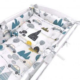 Nosící fleecová mikina - pro nošení dítěte v předu i vzadu