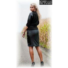 Kombinézka s kapuci Lux Baby Nellys ®prošívaná