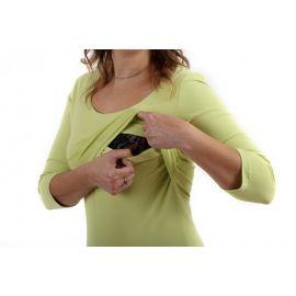 Baby Nellys Froté potah na přebalovací podložku, 60cm x 80cm - zelená