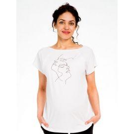 Canpol babies Plastový bryndák s kapsičkou Cute Animals - Kočička