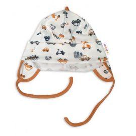 Nicol Kojenecký kabátek/bunda Lady - žlutá/fialová, vel.