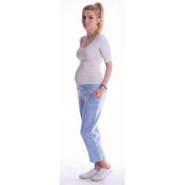 Be MaaMaa Těhotenské kalhoty ALADINKY