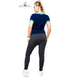 Bavlněná čepička Tutu květinka Baby Nellys ® - malinová, 48-52 - 48/52 čepičky obvod