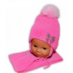 Antikoliková lahvička se širokým hrdlem Canpol Babies Easy Start - TOYS 240 ml - růžová