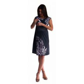 Bavlněné tričko NICOL ŽIRAFKA - krátký rukáv - mátová