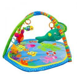 Dětské křesílko/pohovečka Nellys ® - Kočičky v růžové