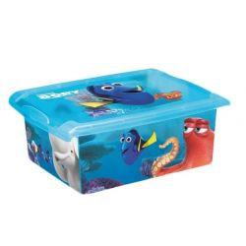 Keeeper Box Hledá se Dory 10 l - modrý