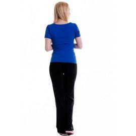 Be MaaMaa Těhotenský pás - černá, B19