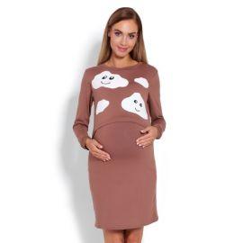 Hencz Toys Edukační hračka Hencz s pískátkem SLONÍK - růžový