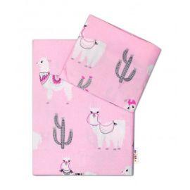 Darland VÝPRODEJ Krásný volánek pod matraci - Včelka modrá - 120x90