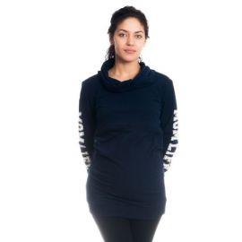 Darland Krásná zavinovačka s volánkem - Medvídek se srdíčkem ecru kostička