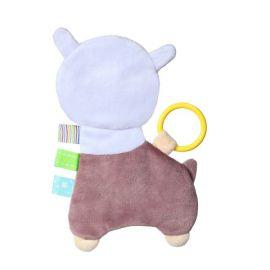 Bavlněná čepička Baby Nellys ® - Hvězdička modrá - 1,5-4 roky