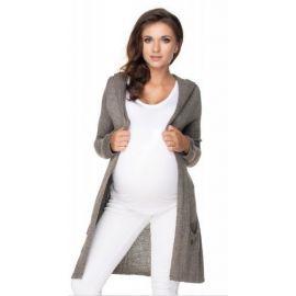 Bavlněná čepička Baby Nellys ® - Hvězdička stříbrná - 1,5-4 roky
